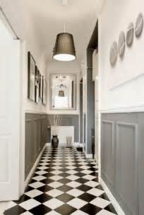 Carrelage Noir Et Blanc Damier by Inspiration Carrelage A Damiers Grey Black And White
