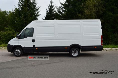 Iveco Daily Ii 35 C 15 2008 Box-type Delivery Van