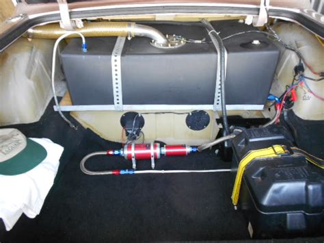 Boat Motor Repair Chattanooga Tn by Fuel Tank Saga At Least One Of Them Is Out With Pics