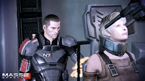Final Mass Effect 2 Dlc Mission Sees Shepard Alone Rpg Site
