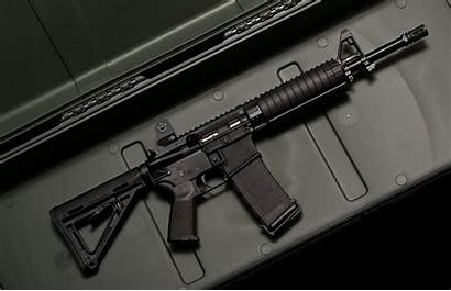Rifle Assault M6 Weapons Weapon Carbine Lwrc