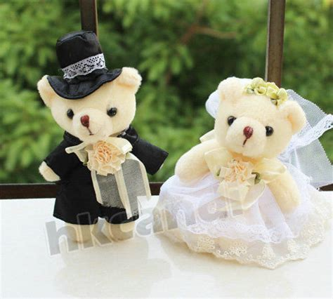 Couple Of White Wedding Teddy Bear Stuffed Animals Wedding. Wedding Ceremony Outline Ideas. Wedding Invitation Price Average. Wedding Favors Examples. Wedding Toast Given By The Father Of The Bride. Casual Empire Wedding Dress. Cheap Wedding Dresses Fort Lauderdale. Wedding Party Keepsakes. Wedding Centerpiece Ideas Candles