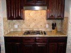 how to get grease tiles in kitchen travertine tile backsplash travertine tile backsplash 9742