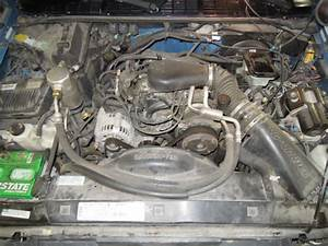 1997 Chevy S10 Blazer Ac A  C Air Conditioning Compressor