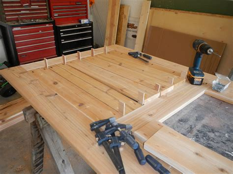 Diy Cedar Patio Table Plans