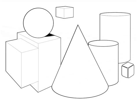 coloring pages  printable shapes coloring pages