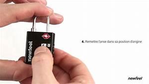Comment Fermer Un Cadenas A Code 3 Chiffres : comment changer le code de son cadenas how to change ~ Dailycaller-alerts.com Idées de Décoration