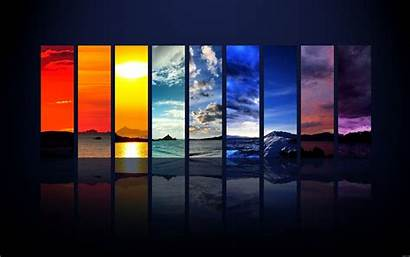 Colors Rainbow Wallpapers Desktop Background Colorful Backgrounds