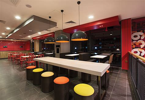 trends in fast food retail design design retail