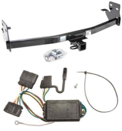 chevy colorado trailer hitch  wiring kit ebay