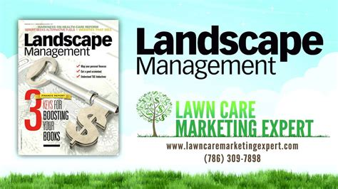 6 ways to make your lawn care websites sell landscape