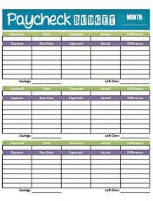 Sle Of Budget Sheet by 25 Best Ideas About Weekly Budget On