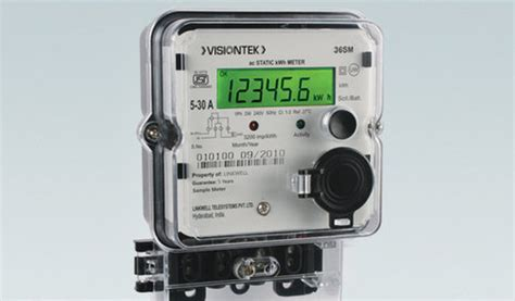 Smart Electrical Meter Project For Industrial