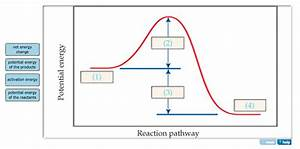 Solved  The Following Diagram Shows The Reaction Profile O
