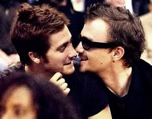 Heath Ledger and Jake Gyllenhaal | Bromances | Pinterest ...