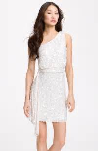 White Wedding Party Dress