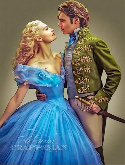 Cinderella Disney Ella Kit Lily James Action