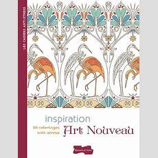 Livre Inspiration Art Nouveau, Collectif, Dessain Et