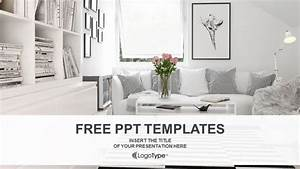 Free real estate powerpoint templates design for Interior design office ppt