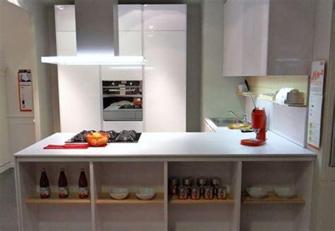 cocina moderna  pequenos espacios interiores