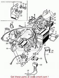 1971 Honda Cb350 Wiring Diagram Battery 1971 Honda Cb350