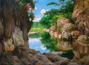 43 best Fernando Amorsolo paintings images on Pinterest ...