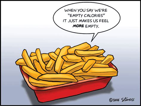 Stivers Cartoons » Archive » Empty Calories