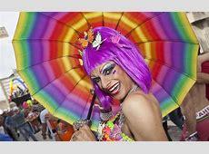 Parada Gay 14102018 Cotidiano Fotografia Folha
