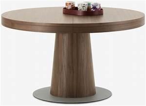 Table Ronde Extensible Design : la table ronde extensible id es pratiques pour votre ameublement ~ Teatrodelosmanantiales.com Idées de Décoration
