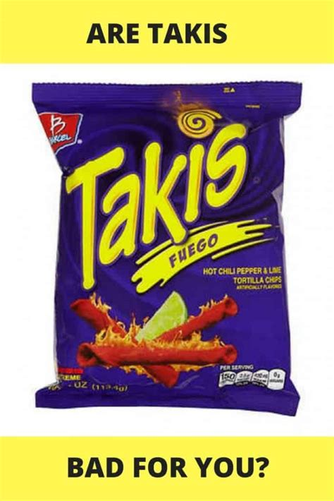 takis bad eating health contents snack truth