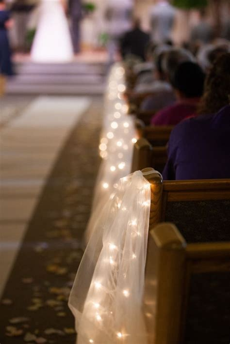 image result for diy church pew decorations church