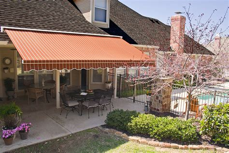 accent awnings residential awnings  awnings affect  homes  accent awnings