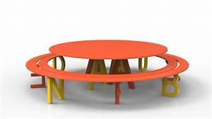 Table Enfant Exterieur : les tables mobilier enfants france urba fabricant de ~ Melissatoandfro.com Idées de Décoration