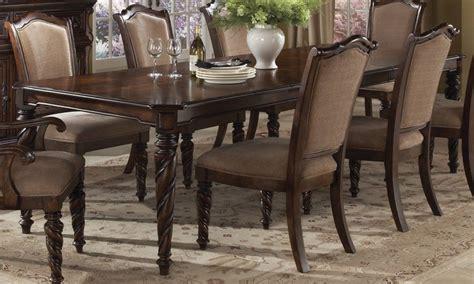Dark Wood Dining Room Sets Dark Brown Dining Chairs Dark