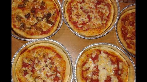 pizza fatta  casa   pizzeria  gusti youtube