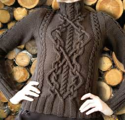 Free Cable Sweater Pattern Ravelry