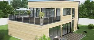 Maison écologique En Kit : maison en kit moderne ~ Dode.kayakingforconservation.com Idées de Décoration