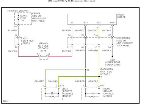 Lexus Radio Wiring Diagram Decor