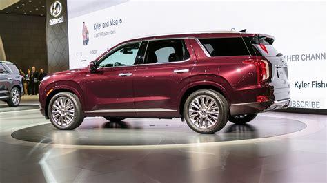 Gregory hyundai / highland park, il. 2020 Hyundai Palisade Is a Three-Row Flagship with Luxury ...