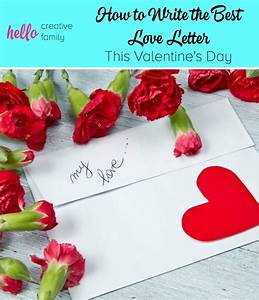 How to Write the Best Love Letter this Valentine's Day ...