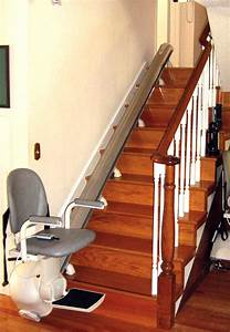 The vertiwalk device propels people upwards using their for Chair lift for stairs