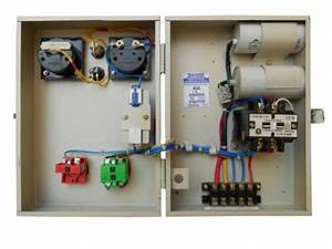 Single Phase Submersible Motor Control Panel