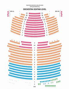 How To Choose The Best Seats For Opera At The Granada