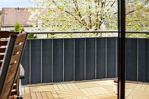 balkon sichtschutz im test testsieger preisvergleich With französischer balkon mit häcksler garten test