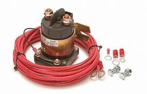 Painless Wiring 50105 High Amp Alternator Shut Down Relay