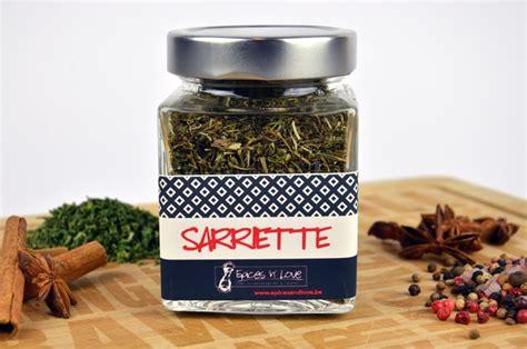 sarriette vivace cuisine sarriette en vente sur epices and belgique