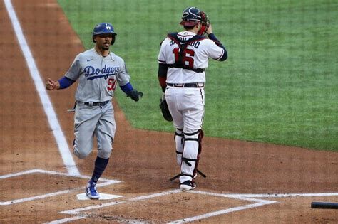 Record 11-run inning sparks Dodgers' rout of Braves | Reuters