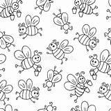 Bees Keg sketch template
