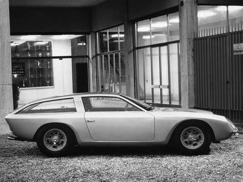 1966 Lamborghini 400GT 'Flying Star II' (Touring) - Studios