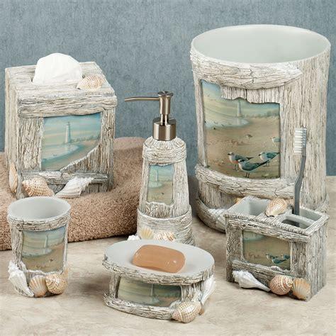 beach bathroom decor glass vase fillers beach shell vase